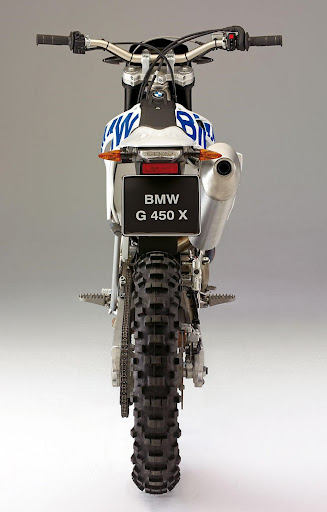 BMW G450X Wallpaper