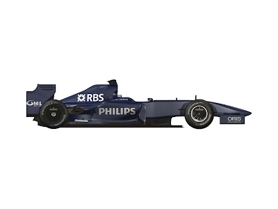 Williams FW31 2009