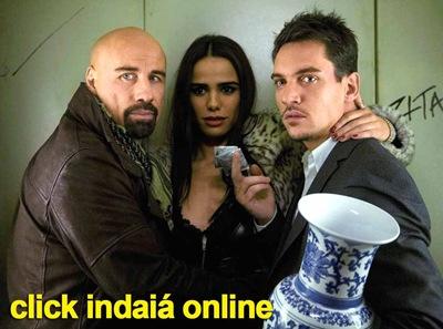 Travolta mantém a careca de 'Sequestro no Metrô 1 2 3 (Crédito: Divulgação)
