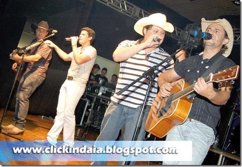 Alex & Raí e Bruno di Marco & Christiano (Crédito: Fábio Alexandre)