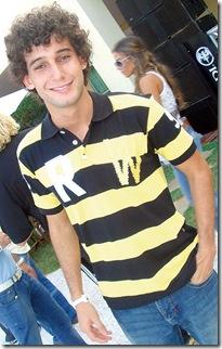 O ator Rafael Almeida (Crédito das fotos: Tatiane Quadra)