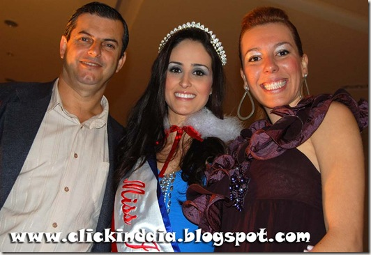 Alberto Conde, Gabriela e Juliana Felizatti (Crédito: Fábio Alexandre)