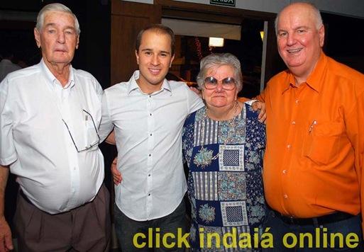 Parte da Família Tonin reunida no 3T (Crédito: Fábio Alexandre)