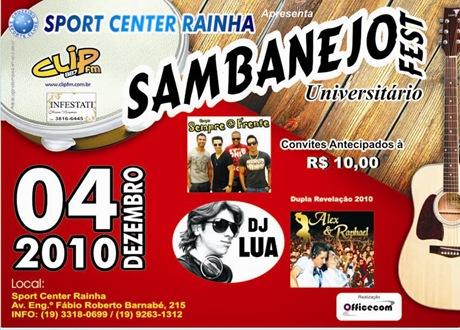 sambanejo