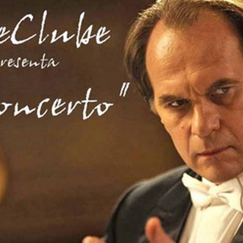 'O Concerto' no Cineclube Indaiá