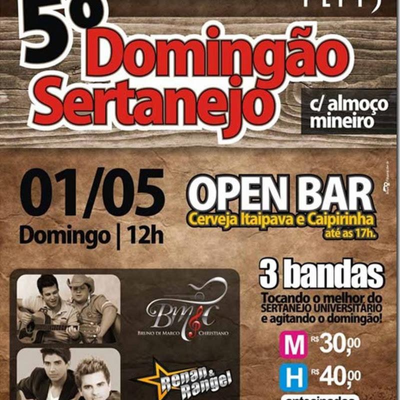 5º Domingão Sertanejo da Pepi's Pizza Bar