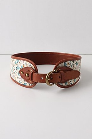 Anthro belt