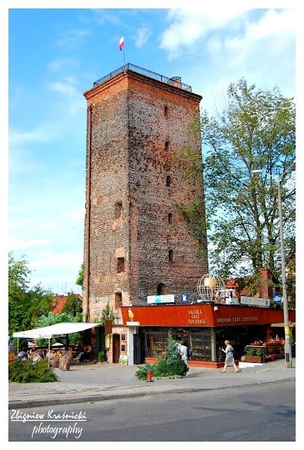 Frombork. Wieża wodna