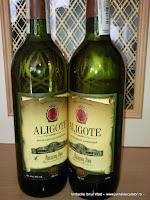 2 gemene Aligote 1991