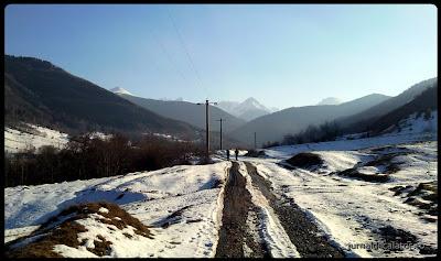 In drum spre Carnic