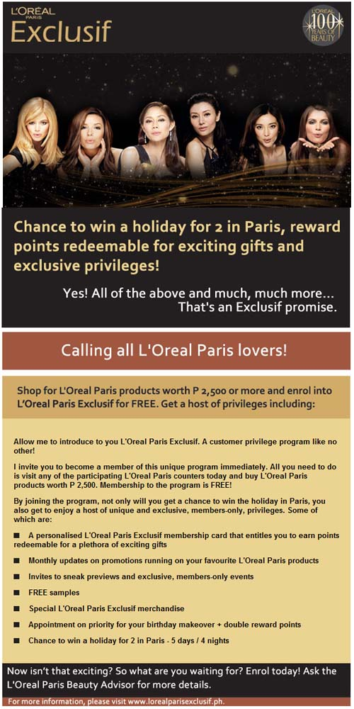 Holiday in Paris for 2,500Php Only