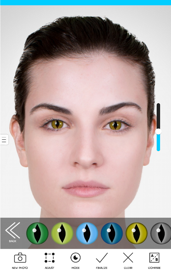 Eye Color Studio Screenshot 5