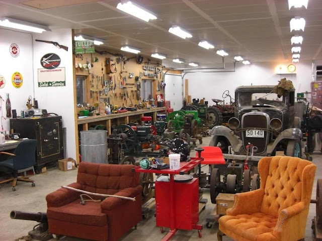 Old Man S Cave General Store : Let s see your man cave shop lounge page the h a m b