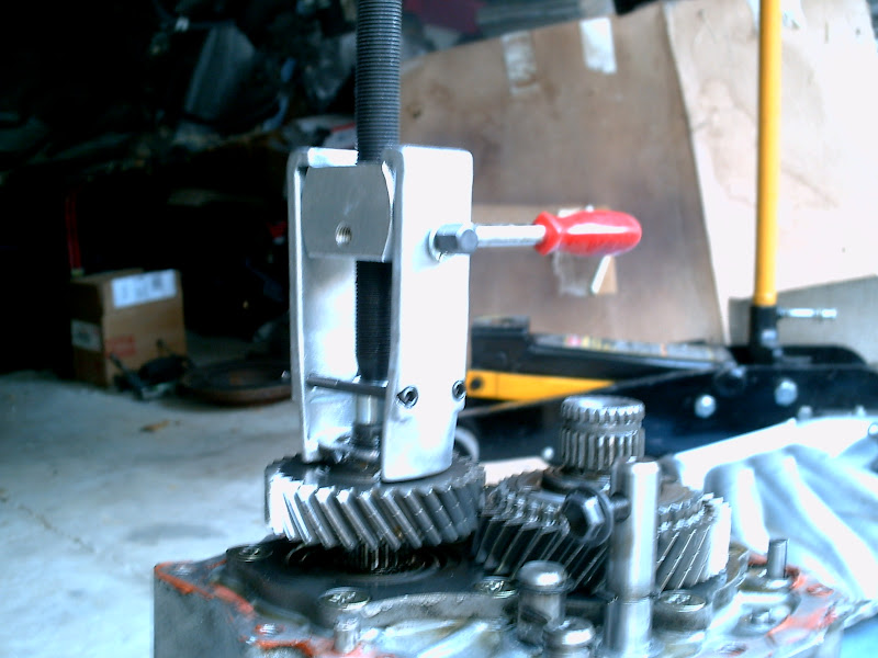 Gear Puller Toronto : Quaife lsd install into an e page mr owners club