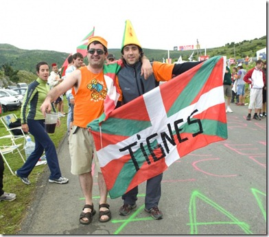 basque fans