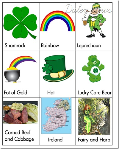 St Patricks Day Memory