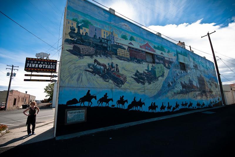 murale w Toppanish
