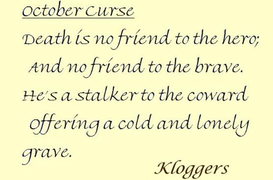 October Curse