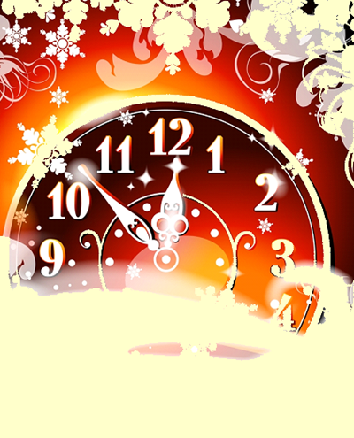 Clock the time
