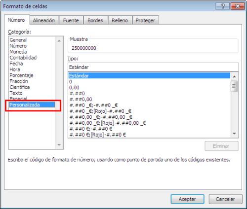 Dar formato personalizado a una celda de valor_imagen3