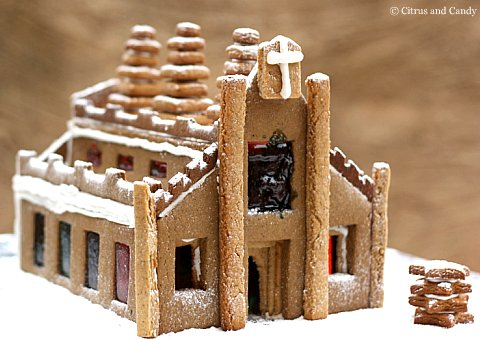 Gingerbread Cathedral