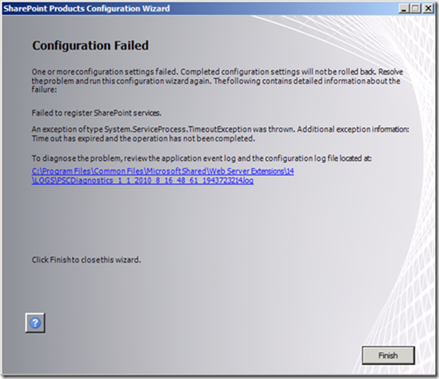 Backup and Restore SharePoint 2010 Site Collection with