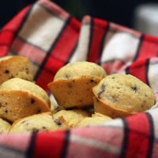 Anna's Blueberry Mini Muffins
