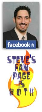 Visit Steve's FaceBook Page