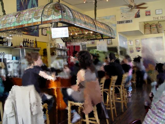 cafe gratitude bar