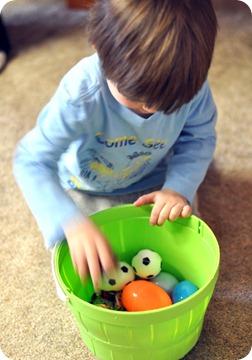 Miles Romer Easter Egg Hunt
