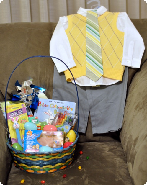 Miles Easter Bunny 2010