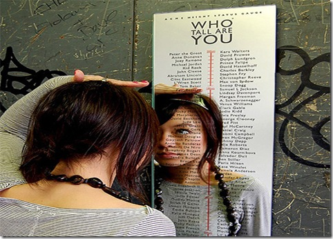 oglinda ce arata inaltimea