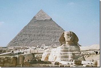 Egipt Giza.Sphinx.