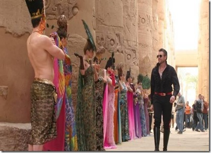 next top model -egipt