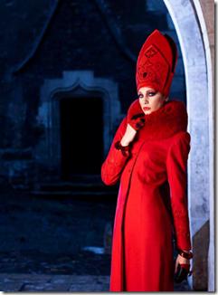 NEXT TOP Model by Catalin Botezatu -roxana - castelul huniazilor