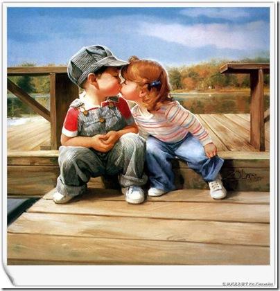 picturi cu copii