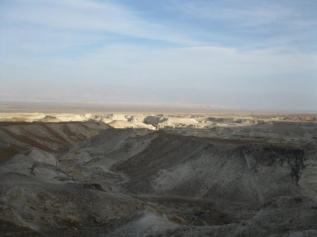Nieurodzajne ziemie Izraela...