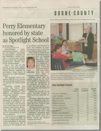Perry School