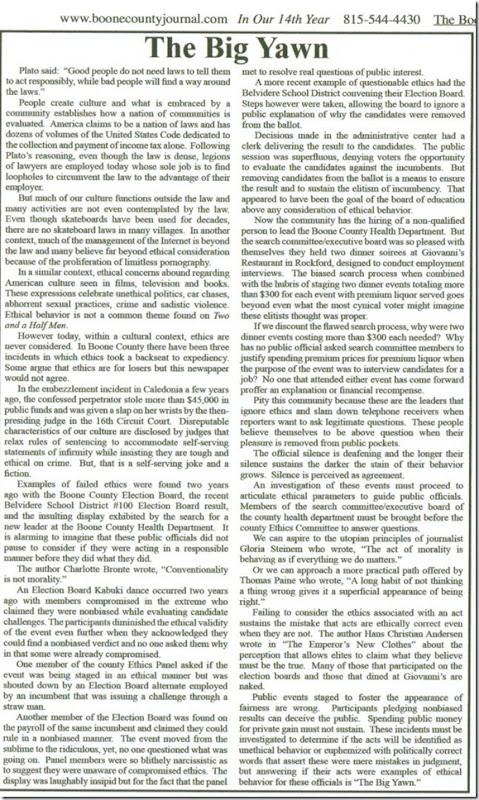 Journal 5-15-2009