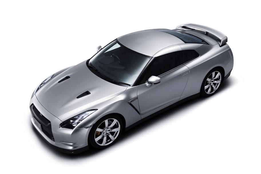 Modern Hight Class for Nissan GT-R 2009