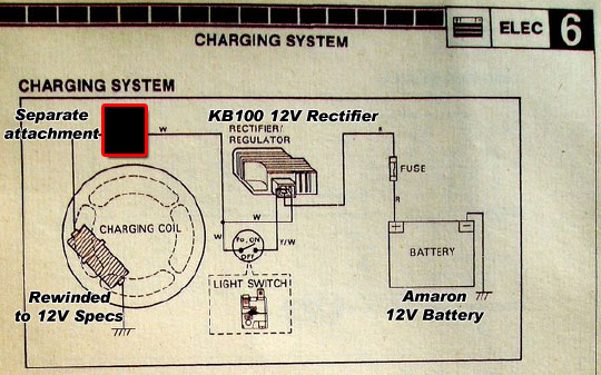 yamaha_elec rebuilding the rx 100 at last! page 9 yamaha rx 100 wiring diagram pdf at cita.asia
