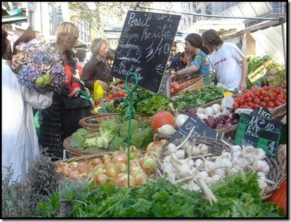 St. Raspail Market