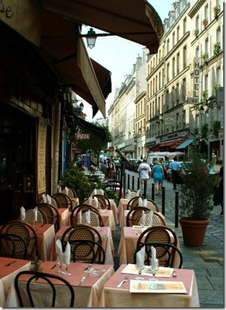 The Latin Quarter, Paris, France