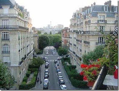 Avenue view