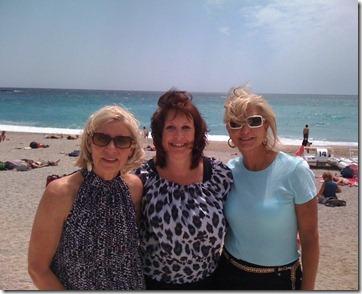 Ann, Karen, Cheryl