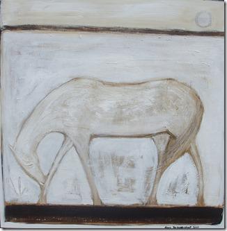 The White Horse 48x48