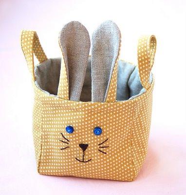 Сумка - Кролик для полезных мелочей.