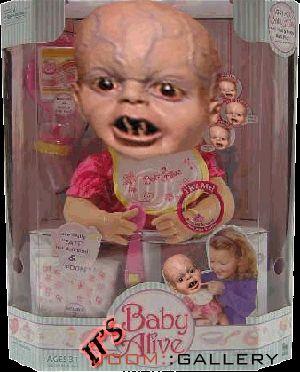 Brinquedos Bizarros Beberosemary