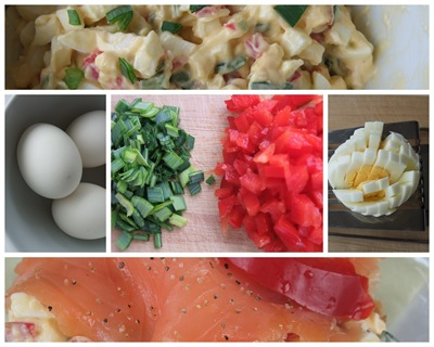 Hvordan lage eggesalat