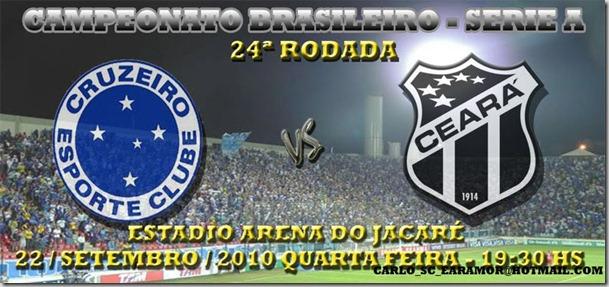 100922 - Cruzeiro x Ceara